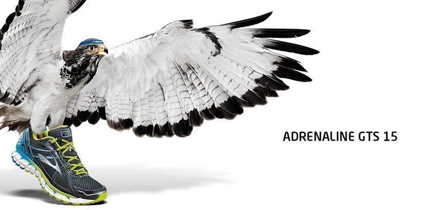 Brooks Adrenaline GTS 15 femme