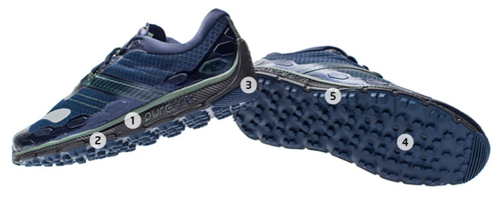 Brooks Puregrit 5 homme - 070